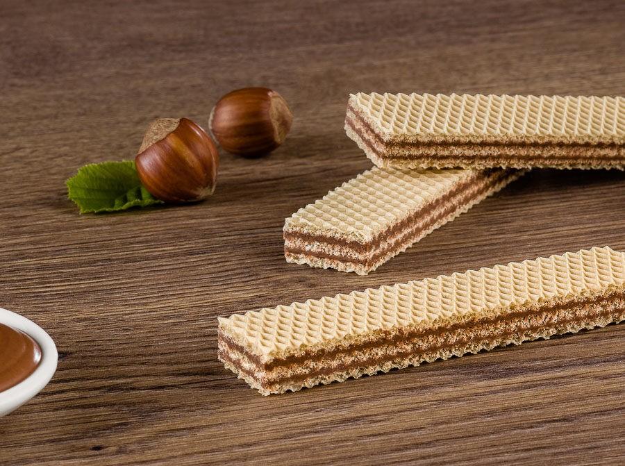 Produkt- und Foodfotografie für Loacker AG