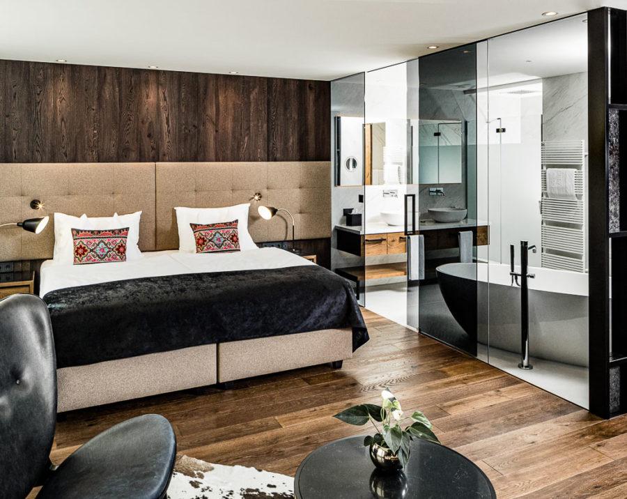 Image- und Hotelfotografie für das Hotel Alpenroyal in Wolkenstein