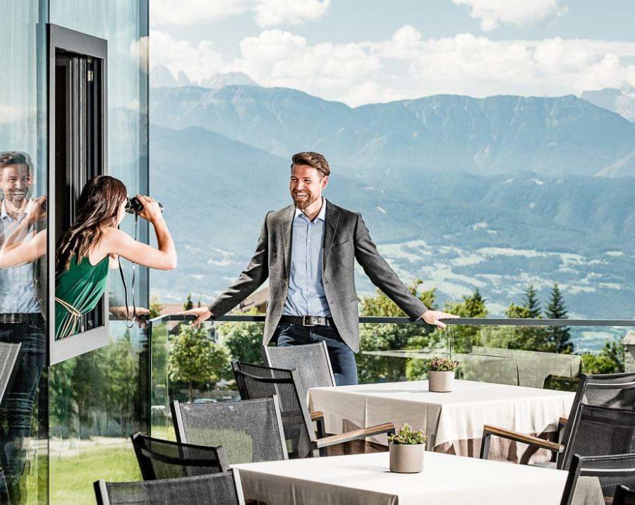 Hotelfotografie für Hotel Sonnenberg