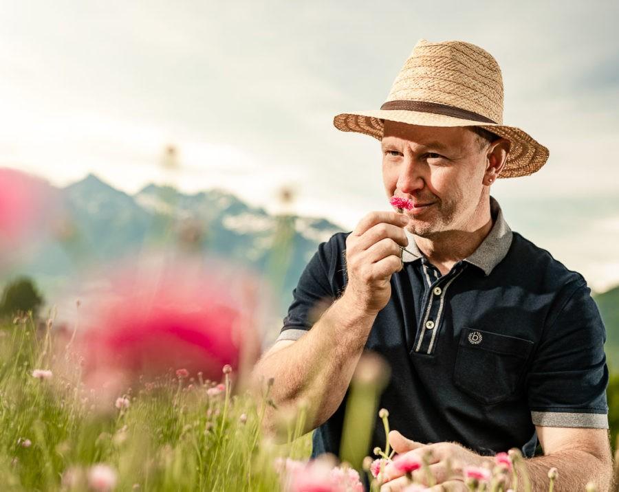 Image- und Werbefotografie für Fasui Berg- und Biokräuter