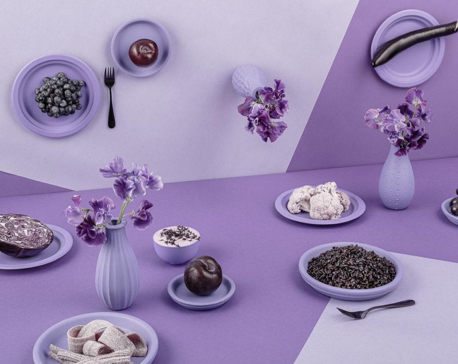 Kreative Foodfotografie - Farbenspiele