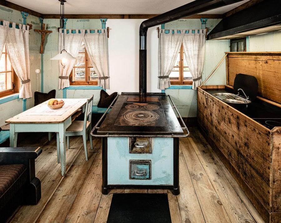 Image- und Werbefotografie für Caravanpark Sexten - Camping