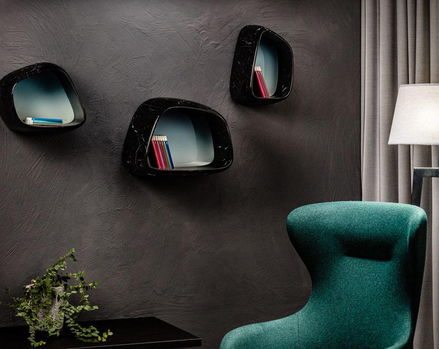 Werbe- und Produktfotografie für Dolomitstone/Kalmomable in unserem Studio