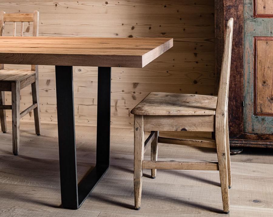 Produkt- und Werbefotografie für Möbel Ladinia