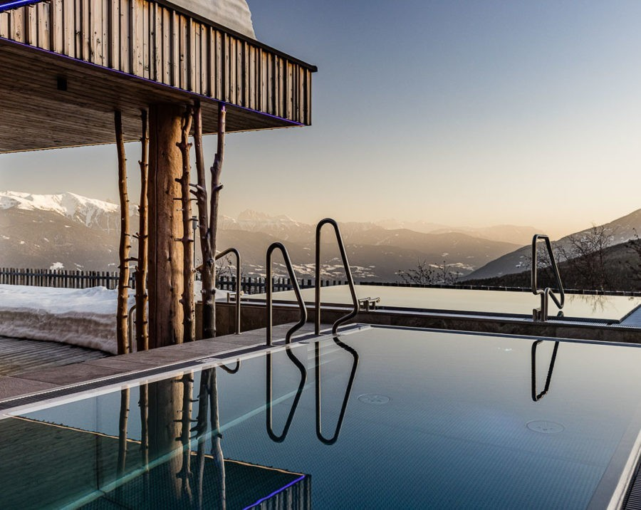 Advertising and hotel photographer Klaus Peterlin from South Tyrol